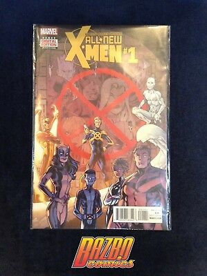 All New X-Men #1 2016/17 Marvel Comics