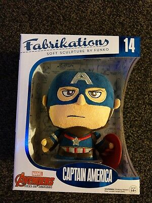 captain america fabrikation