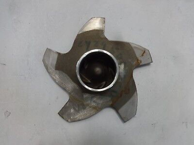 "5-Vane Pump Impeller, 7"", CD4M, #MY36876A74 (36876)"