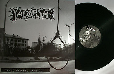 "YACÖPSAE ""TAnz Grosny Tanz"" LP repress! hellnation,despise you,no comment,spazz"