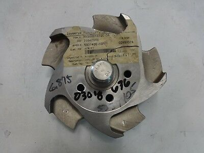 "Flowserve 5-Vane Pump Impeller, 6-7/8"", D4, #MY36861A100-D4 (36861)"