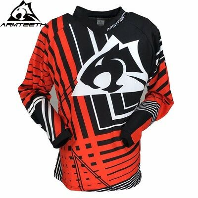 2017 Armteeth New Arrival Motocross jersey Off Road Downhill MTB Absorb Sweat