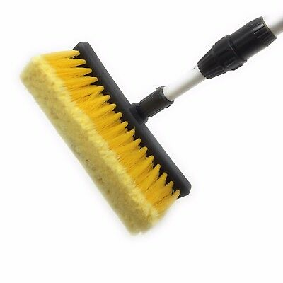 "60"" Hydro Power Super Soft Car/Boat Wash Brush With Telescoping Aluminum Handle"