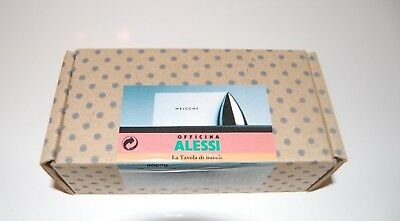 Philippe STARCK for ALESSI - Berta Youssouf - place marker  90070 - VERY RARE