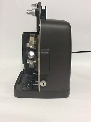 Working Vintage Bell & Howell Autoload Super Eight 8 Design 346A Movie Projector