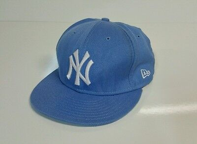 New York Yankees MLB Blue Snapback Baseball Cap New Era One Size Fits Most