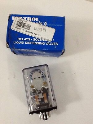 Deltrol Controls Magnetic Latching Relay 79Z3173 20035-83 105 ML 120VDC 10 A IE4