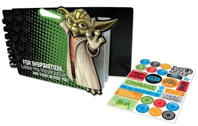 Star Wars Yoda Album with Stickers - Discontinued
