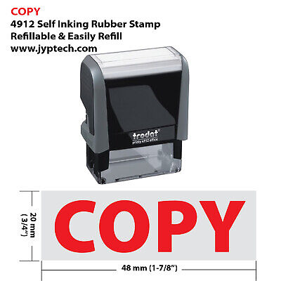 Copy & Pic - JYP PA1040 Pre-Inked Rubber Stamp