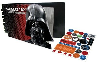 Star Wars Darth Vader Album with Stickers - Discontinued