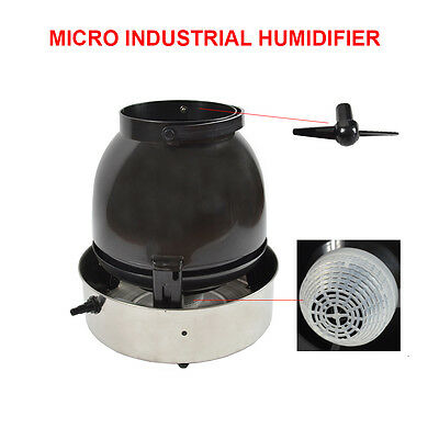 Micro Industrial Humidifier Centrifugal Humidifier Atomization Dust Anti-Static