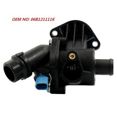 Engine Coolant Thermostat Housing Assembly For VW Audi A4 Quattro 06B121111K NB8