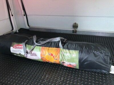 Coleman Instant Up 6 Person Tent FULL FLY 6P