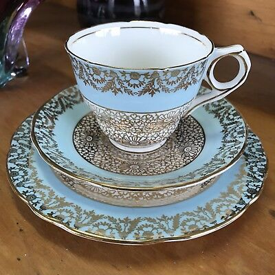 Royal Stafford None China Trio Made In England