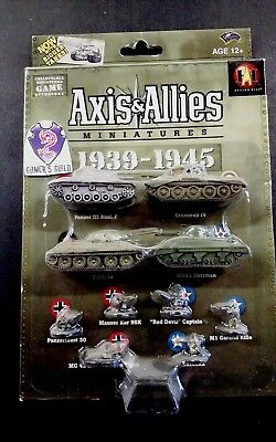 Axis & Allies 2 Player Starter Set Factory Sealed
