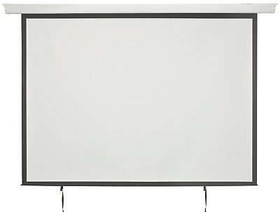 "AVLINK 86"" 4:3 Electric Motorised Projector Screen NEW"