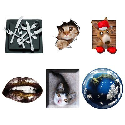 Super Thin Mouse Pad Anti-slip Creative Mouse Pad Lovely Cat Deer Picture AM