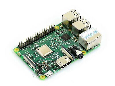 Raspberry Pi 3 Model B 1.2GHz 64-bit quad-core 1GB RAM with WiFi Bluetooth 4.1