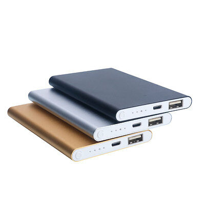 New 10000mAh Portable External Battery Charger Power Bank for Cell Phone