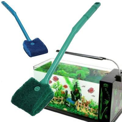 1x aquarium de Nettoyage Tool Set Algues d' Cleaner Entretien Brush Fish Tank AT
