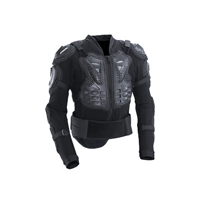 Veste De Protection Fox Titan Sport Black