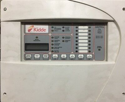 KIDDE Smoke Fire Alarm Control Panel QP07148-48CI