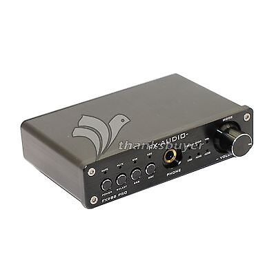 NEW FX-AUDIO FX-98S Sound Effect Processor Pro USB Decode DAC Preamp  Amplifier