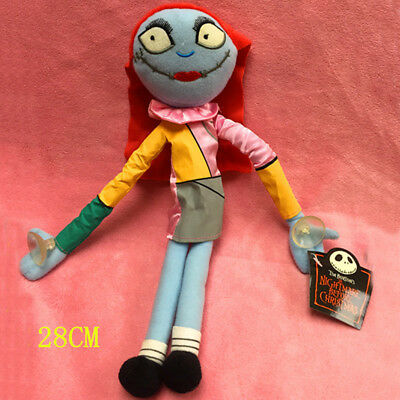 The Nightmare Before Christmas Sally 28cm Toy Plush Doll Xmas Gifts