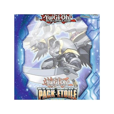 Yu-Gi-Oh! Pack Étoile 2 - Kit de débutants cartes 2014 portfolio album booster