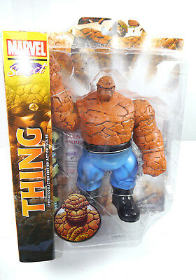 MARVEL SELECT The Thing Actionfigur DIAMOND SELECT TOYS ca.23cm NEU (L)