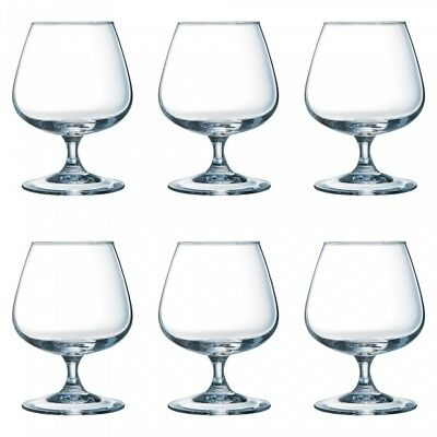 Luminarc - Lot De 6 Verres A Pied 25 Degustation World Spirit