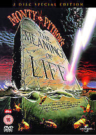 Monty Python's The Meaning Of Life (DVD, 2004, 2-Disc Set)