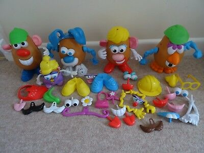 playskool mr potato head bundle