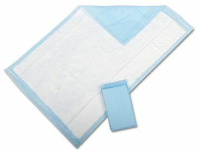 100 17x24 Disposable Underpads Cat Dog Pet Pee Training Potty Puppy Wee Wee Pad