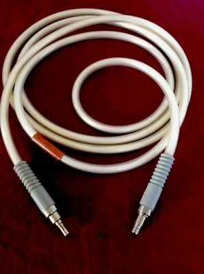 Stryker 233-050-064 Surgical Endoscopy Illuminated Fiber Optic Light cable only