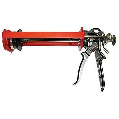 Powers 08437 Heavy Duty Caulking Gun for 10 oz. Quik-Shot Cartridge (08437)