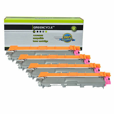 4PK TN221 MG TN-221 Magenta Toner Cartridge For Brother MFC-9130CW HL-3140CW