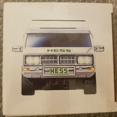 2004 Hess Sport Utility and motorcycle ( New in box)