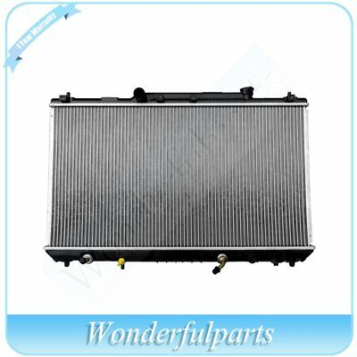 New Aluminum Radiator for Toyota Fits Camry Solara 2.2 L4 4CYL 5/8 In Thickness