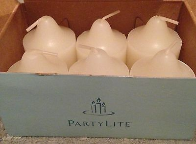 Party Lite Candles 12 Votive Candles Assorted