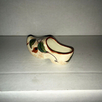 Gouda Clog, Made in Holland, Hand Painted