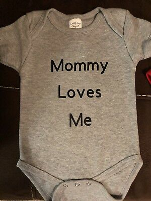 Custom Personalized Customized Baby - Tee Shirt Baby Shower Newborn Funny Gift