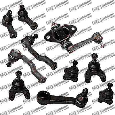 front steering rebuilt kit for mazda b2200 b2600 tie rod end idler S10 Coilover Conversion front steering rebuilt kit for mazda b2200 b2600 tie rod end idler pitman