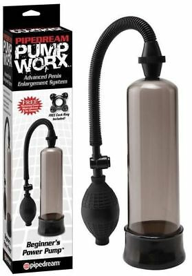 Developpeur Pump Worx Beginner's Power Pump - Pipedream USA - Pompes seins - Pen