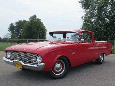 1960 Ford Ranchero  1960 Ford Ranchero - Very Nice Automatic with Air Conditioning