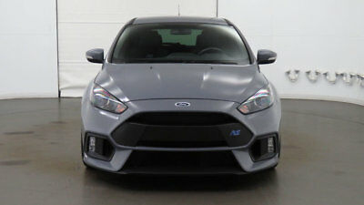 2017 Ford Focus RS Hatch 2017 Ford Focus - Low mile fresh trade Local AZ car Stealth Grey over Charcoal
