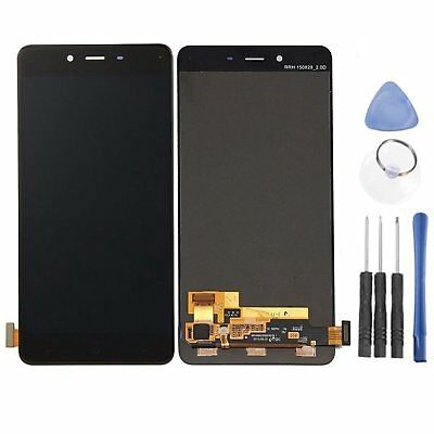 LCD Display Touch Screen Digitizer Replacement for OnePlus X 1+X E1001 with Tool