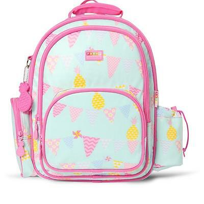 NEW Penny Scallan Large Backpack - Pineapple Bunting