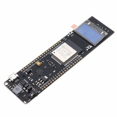 ESP32 WiFi and Bluetooth CP2102 18650 Battery 0.96 inch OLED Development Board