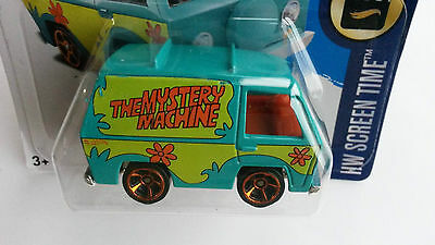 2017 Hot Wheels The Mystery Machine in 1/64 Scooby-Doo